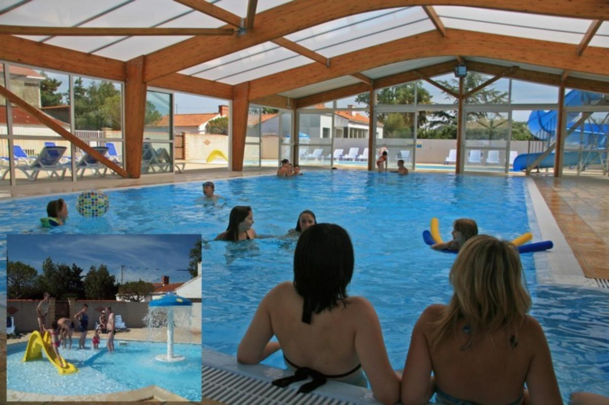 camping Vendee with indoor pool