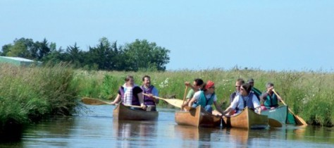 canoe Sallertaine Vendée