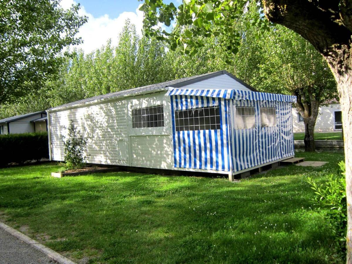 Location chalet vendee camping le jardin du marais for Camping le jardin du marais