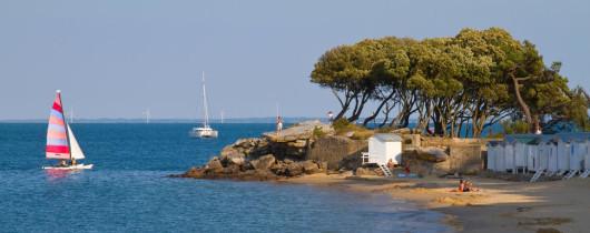 camping près de Noirmoutier