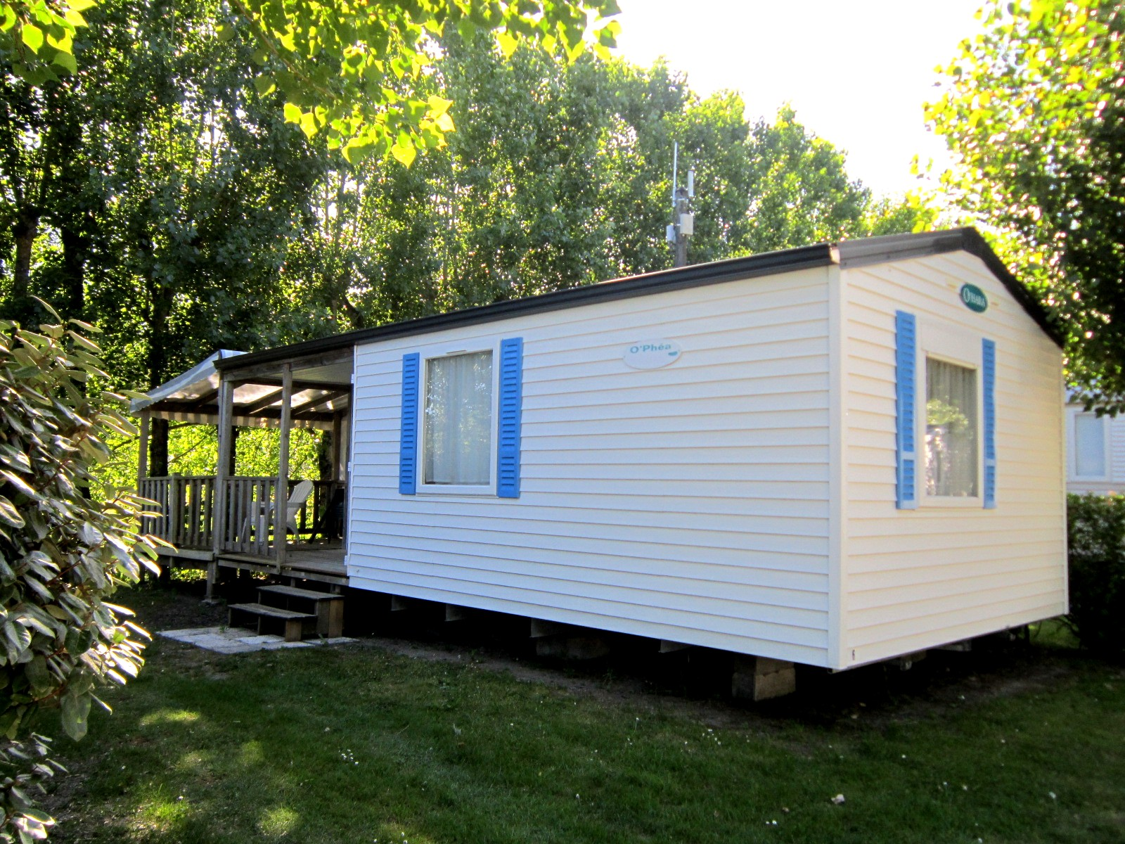 Vente mobil-home camping le perrier