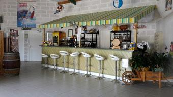 Campsite services vendee le jardin du marais for Camping le jardin du marais