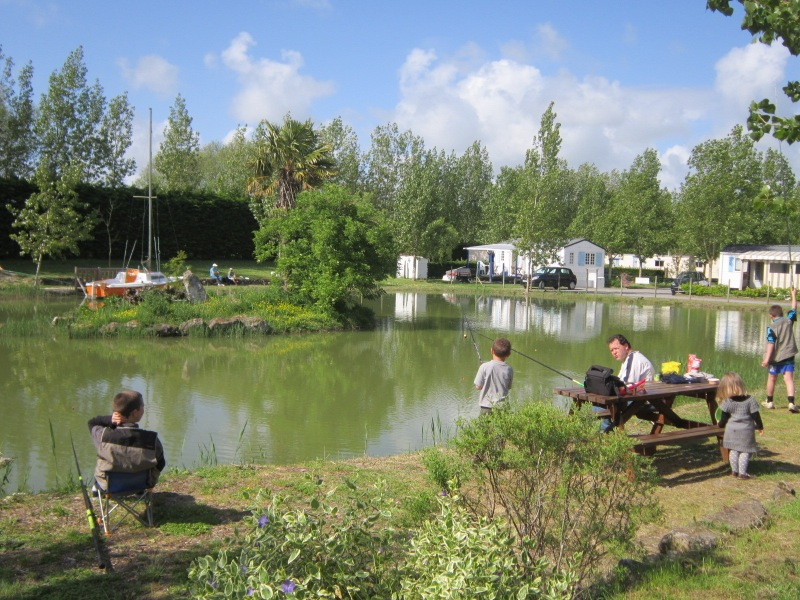 campsite vendee 4 stars le jardin du marais. Black Bedroom Furniture Sets. Home Design Ideas