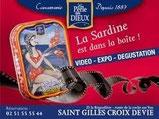 Musée de la sardine conserverie - Saint-Gilles-Croix-de-Vie Vendée