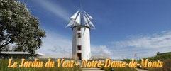 Moulin du vent - Notre Dame de Monts Vendee