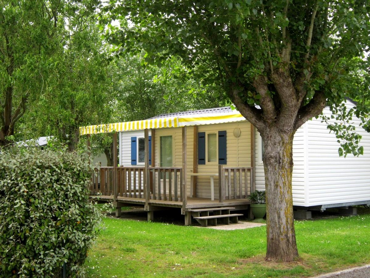 Mobil home RIDEAU 3 chambres modèle Bermudes