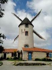 Moulin de Rairé - Sallertaine Ville métiers d'Arts