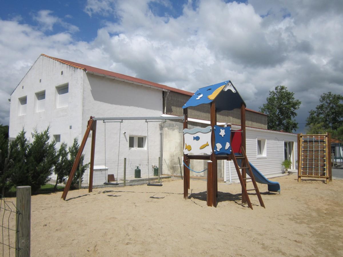 camping vendée petits enfants