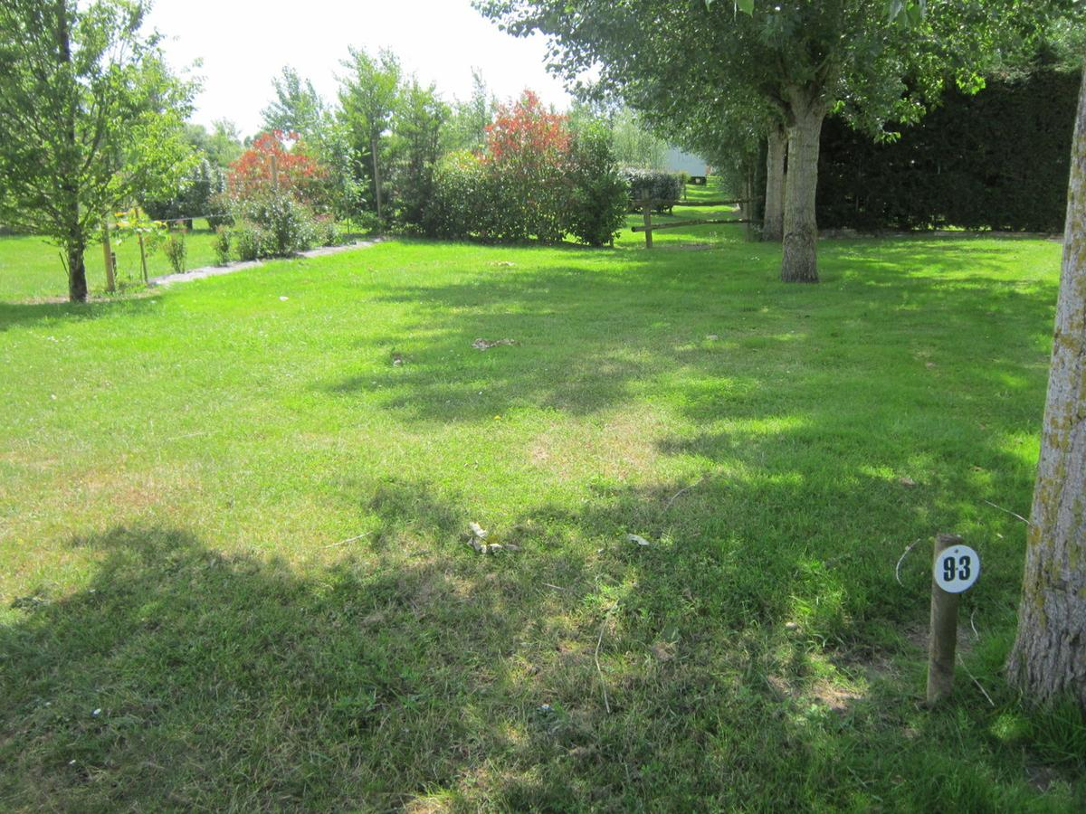 Large Pitch Rental Vendee France 4 Stars Campsite Saint