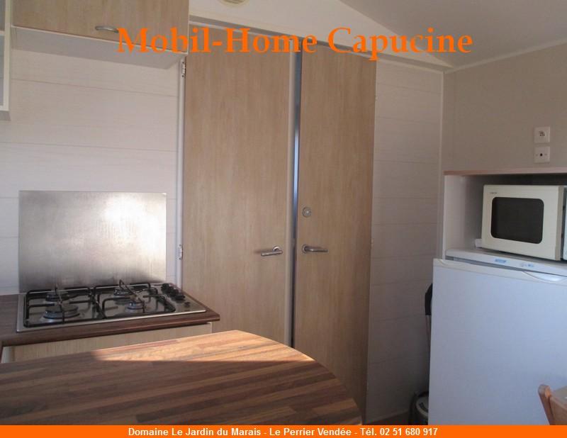 Location mobil home eco vendee saint jean de monts for Camping le jardin du marais