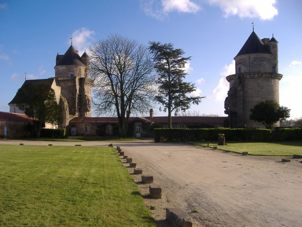 château aPREMONT-camping Vendée