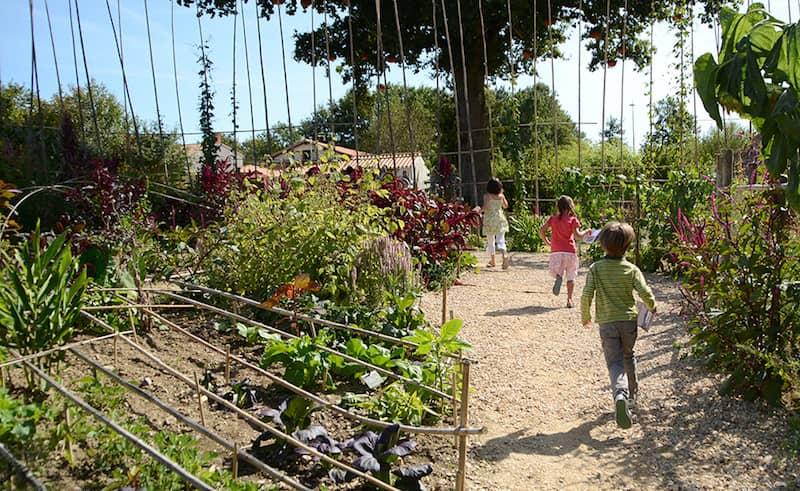 Top 5 des parcs et jardins de vend e le jardin du marais for Le jardin du michel 2016