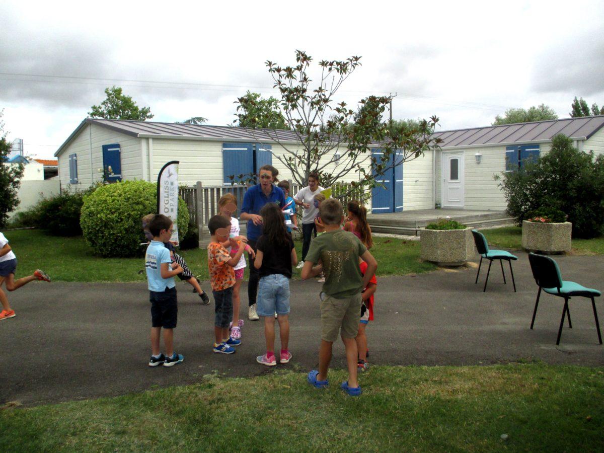 Camping infos pratiques et touristiques s jour vend e - Camping domaine le jardin du marais ...