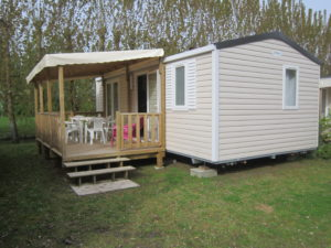 location mobil home a saint jean