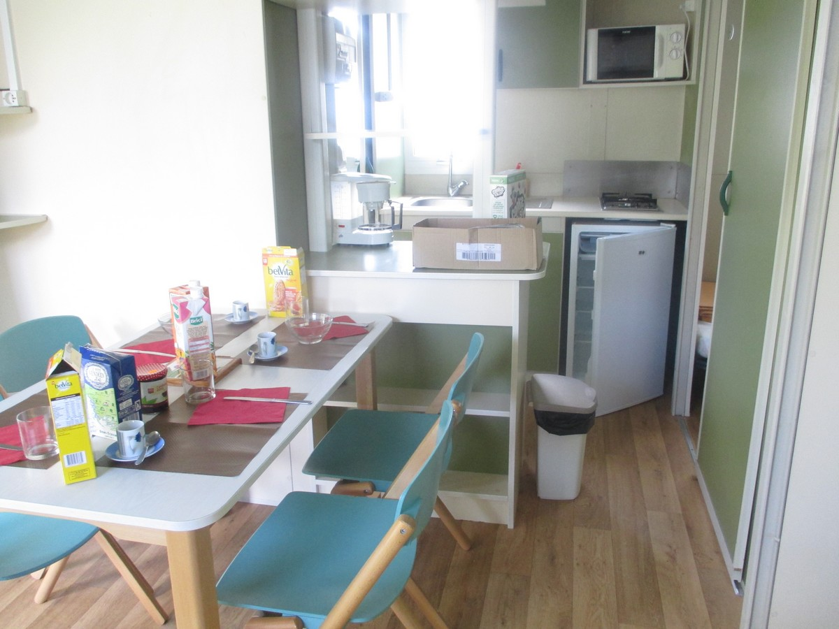 chalet mobil home vendee