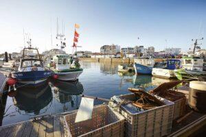 Port de pêche Saint Gilles